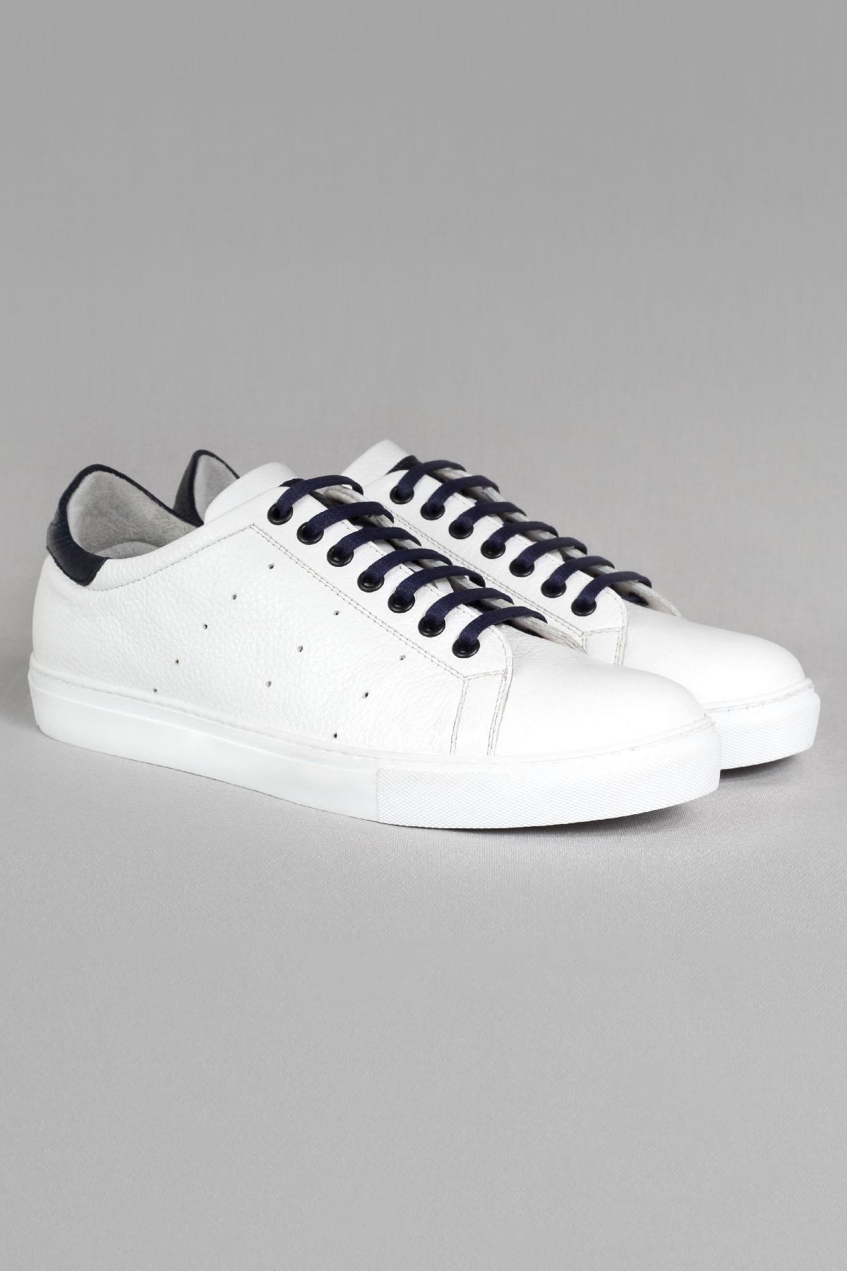 Buyuksun Hakiki Deri Erkek Sneaker Extra Pedleme Spor Ayakkabı 36.173.03